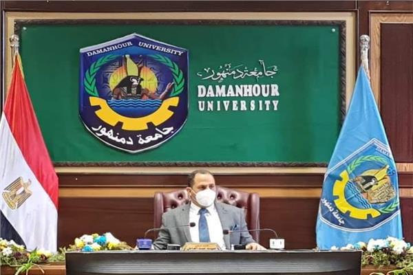 رئيس جامعة دمنهور: الجميع مصاب بكورونا حتى يثبت العكس  20210410