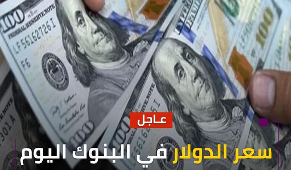 سعر الدولار مقابل الجنيه بجميع البنوك اليوم | تفاصيل 2026