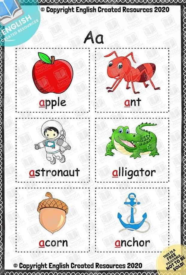 لغة انجليزية: ملف روعه لتعليم أصوات الحروف للأطفال 21684