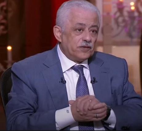وزير التربية والتعليم: الأوضاع مطمئنة واللي خايف يحول منازل 23-11-10