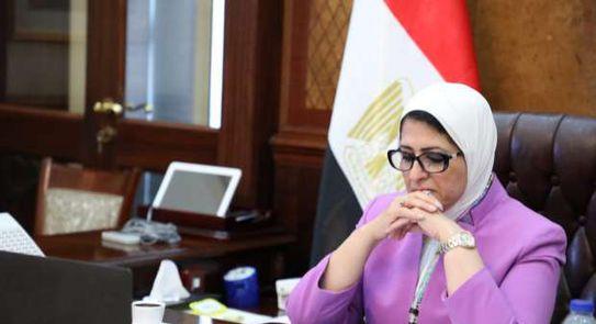 وزيرة الصحة تحذر: معدل الاصابات الاسبوعية بكورونا تضاعف 5 مرات 24064310