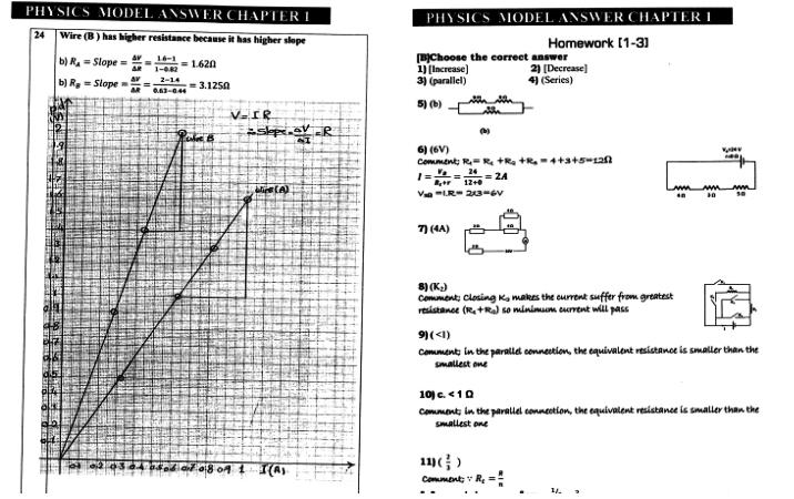 مراجعة physics س و ج للصف الثالث الثانوي لغات 2019 مستر احمد عبد الغفور 2450