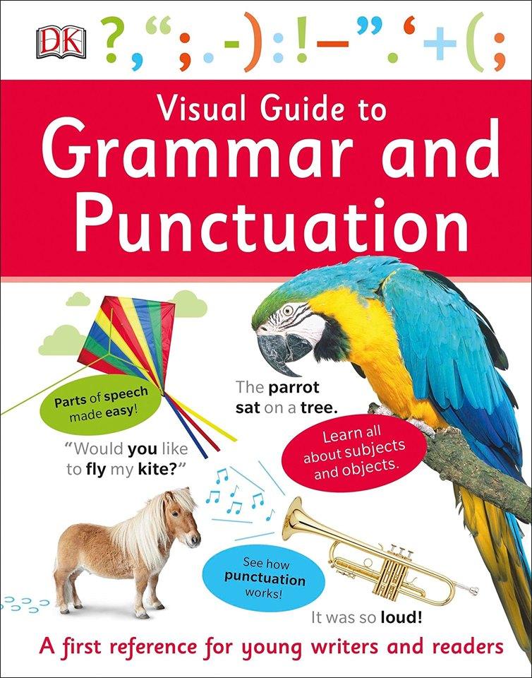 كتاب منصوح به بشدة لتعلم قواعد اللغة الإنجليزية وعلامات الترقيم 25216