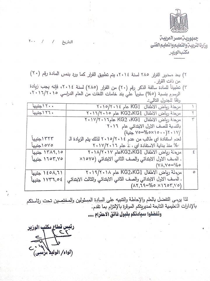 """خدمات لغات المدارس الرسمية المتميزة للغات وطريقة حسابها """"مستند"""" 2840"""