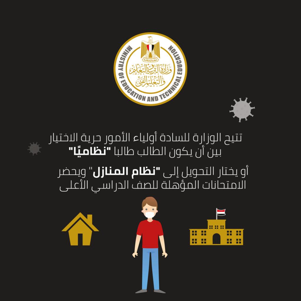 عاجل l التعليم تعلن 3 قرارات هامة بخصوص العام الدراسي الحالي 287