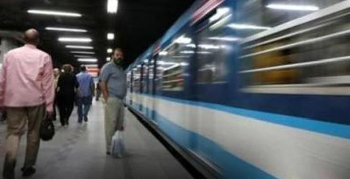 بسبب الأمطار.. المترو يعلن إيقاف خط الشهداء - المرج  31048