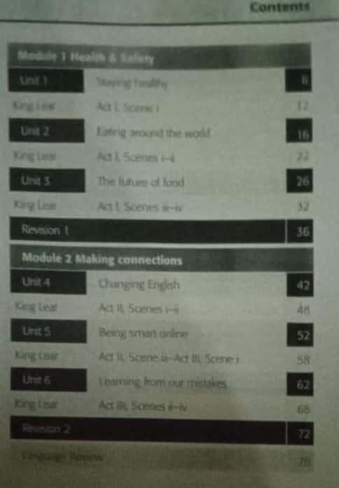 منهج اللغة الإنجليزية للصف الثاني الثانوى ٢٠٢١ 31213