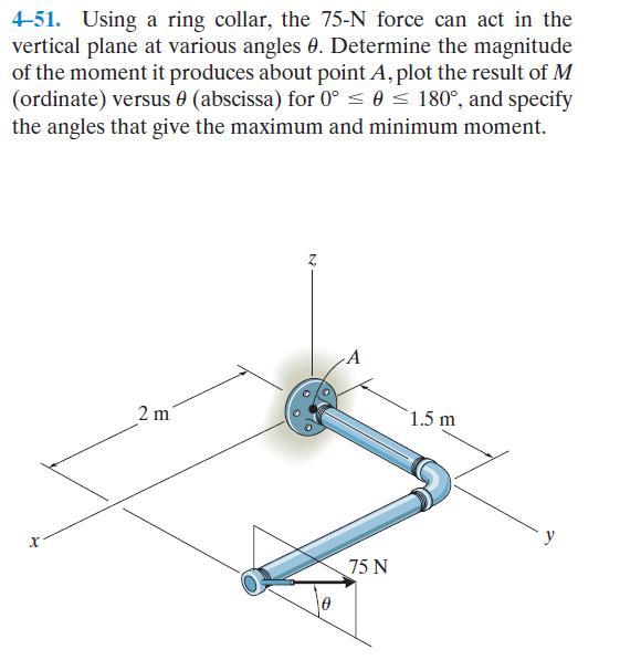 مسائلة العزوم فى ال 3D   كتاب Hibbeler  31767