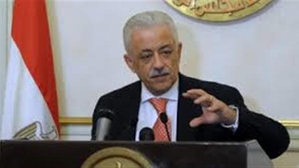 """مؤتمر التعليم"""".. شوقي: لو مش عايزين التراكمية """"خلاص"""" 2 ثانوي سيكون نقل 32111"""