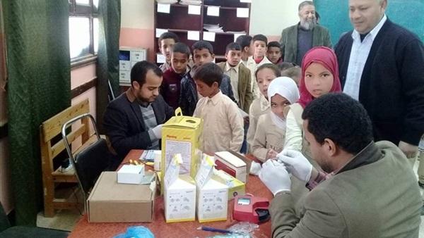 الصحة تنفي إصابة أطفال بالمدارس بعد كشف السمنة 34010