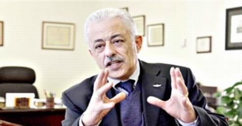 وزير التعليم: طلابنا عباقرة فى الإجابات وهيبقوا زى الدهب بعد سنتين  35105