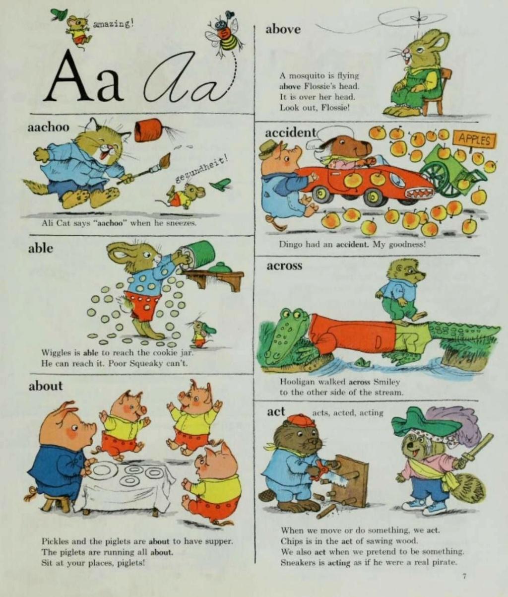 تحميل   قاموس القصص ( Storybook Dictionary ) القاموس نادر جداً و ممتاز جداً للأطفال والمبتدئين 366610
