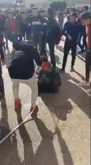 """مقطع فيديو داخل مدرسة ثانوى بالإسماعيلية يشعل مواقع التواصل """"شاهد الفيديو"""" 37302310"""