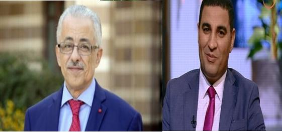 رئيس تحريرالفجر: وزير التعليم يخوض حرب شرسة ليتمكن من انقاذ الأجيال الحالية 411610