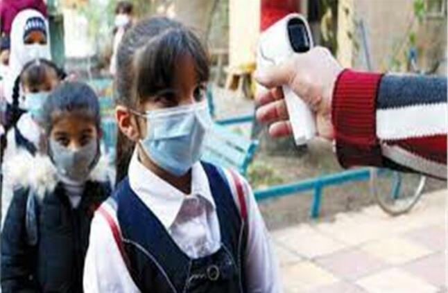 محافظ الغربية يقرر إغلاق مدرسة بطنطا لظهور 18 حالة كورونا بين المعلمين  41785610