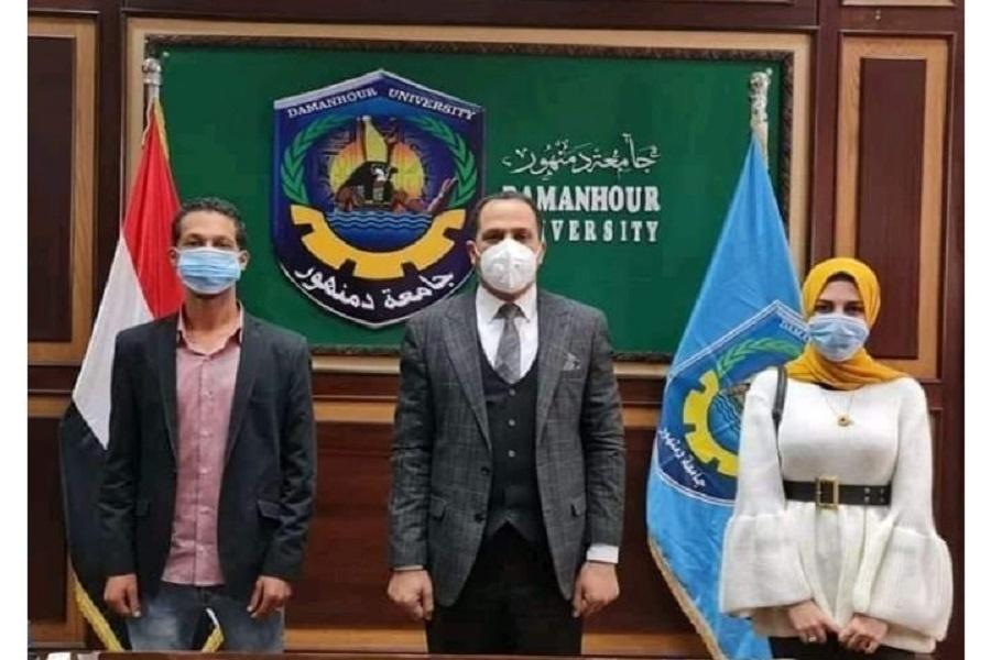 إلغاء قراري فصل الطالبين مصطفى شعلان وزميلته آلاء بدر استجابة للمناشدات 41c0b010
