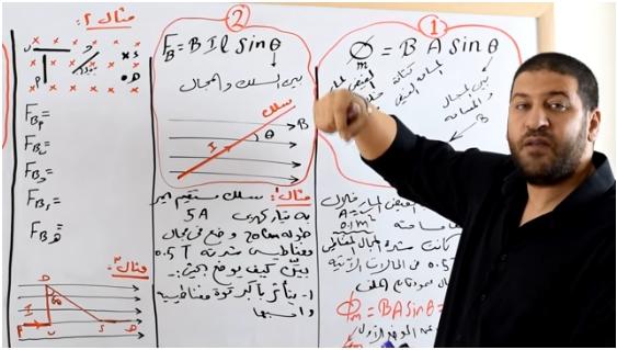 مراجعة كل الزوايا فى منهج فيزياء الثانوية العامة وحل المسائل عليها مستر/ محمد عبدالمعبود 44243