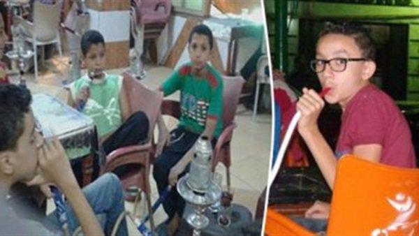 عاجل  مشروع قانون لتجريم الشيشة والسجن 5 سنوات لبائعي السجائر للأطفال 44431
