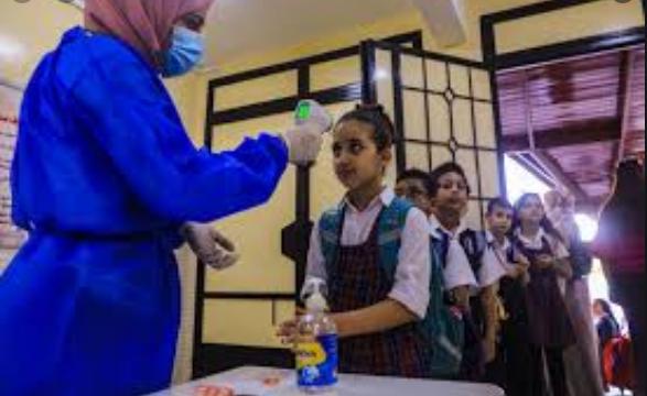 مدرسة رمسيس كوليدج: منع دخول المعلمات والطالبات المتعافيات من كورونا إلا بعد تقديم دليل يثبت الشفاء 4531