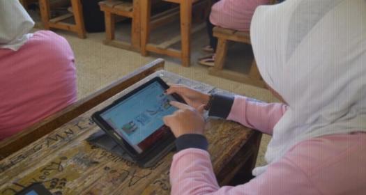 بيان التعليم.. 98% من طلاب أولى ثانوي امتحنوا إلكترونيا اليوم 45521
