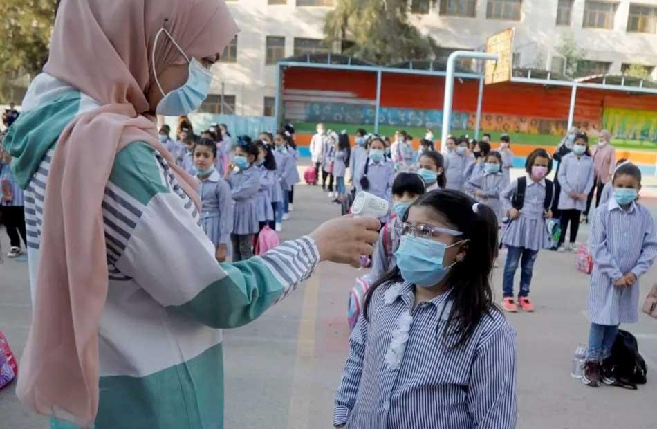 عاجل l  فلسطين: إغلاق المدارس والجامعات لمواجهة تفشي «كورونا» اعتبارا من الأحد  455514