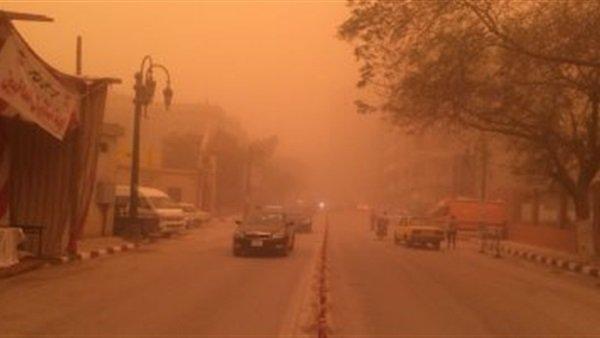 عاجل.. الأرصاد تحذر من عاصفة ترابية 47812