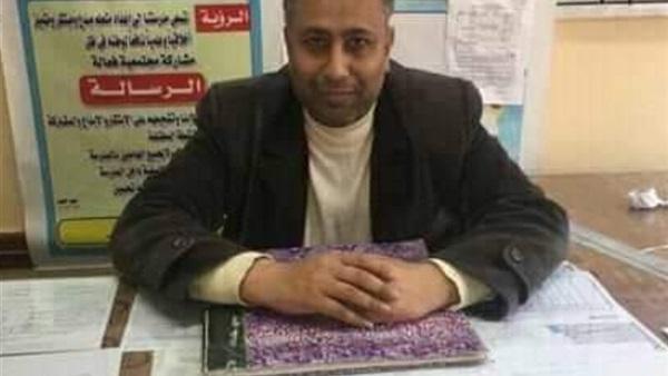 وفاة مدير مدرسة بني لقانة بشبراخيت بفيروس كورونا  48012