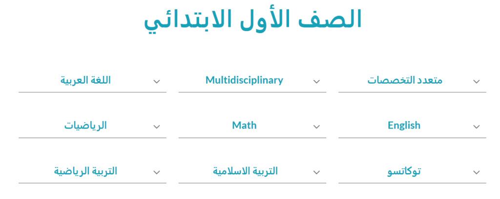 تحميل الكتب المدرسية وأدلة المعلم لكل مواد الصف الأول الابتدائى 2021 494
