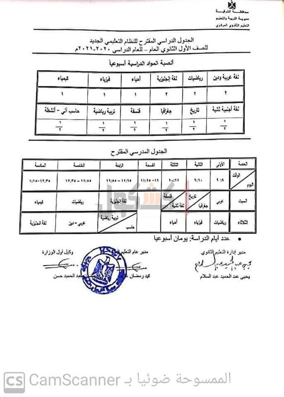 التعليم: 4 ضوابط ملزمة للمدارس عند وضع خطة الدراسة للعام الجديد 5021