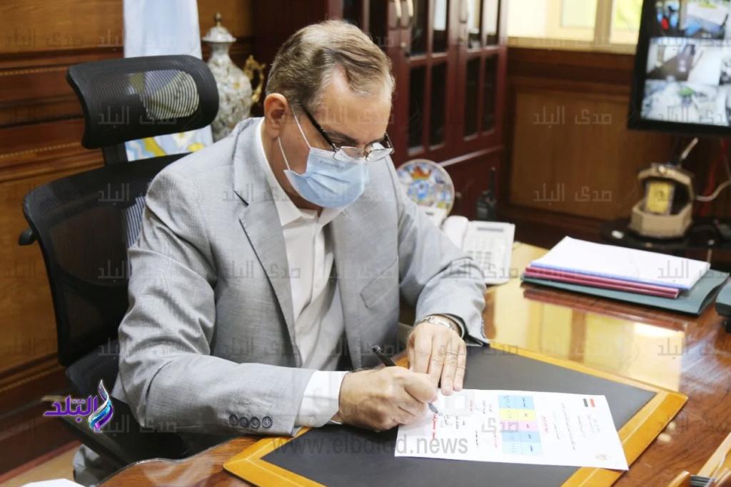 بنسبة نجاح 99.82 %.. محافظ كفر الشيخ يعتمد نتيجة دبلوم التمريض 5131