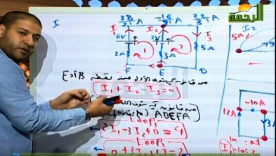 شرح قانون كيرشوف - فيزياء ثالثة ثانوى 2019 فيديو وpdf أ/ محمد عبدالمعبود 5209
