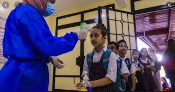 تعليمات الطب الوقائي لمواجهة فيروس كورونا قبل واثناء العام الدراسي الجديد 5212