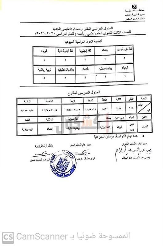 التعليم: 4 ضوابط ملزمة للمدارس عند وضع خطة الدراسة للعام الجديد 52159