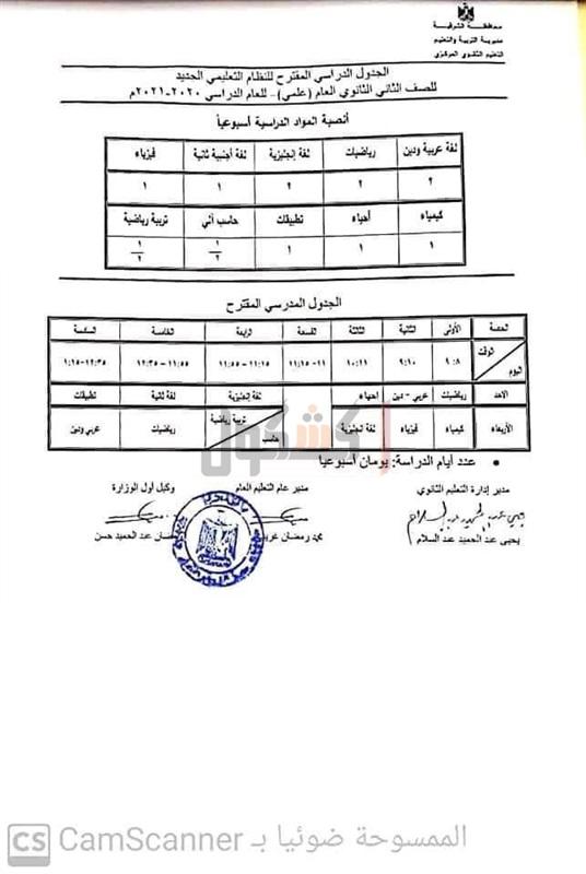 التعليم: 4 ضوابط ملزمة للمدارس عند وضع خطة الدراسة للعام الجديد 53102