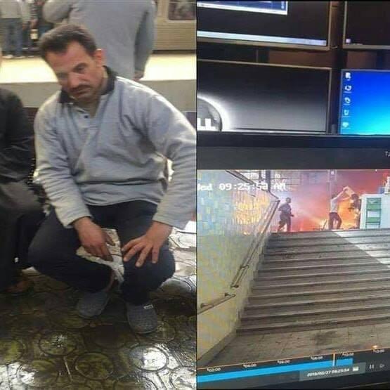 الحكاية الكاملة للبطل وليد مُرضي اللي انقذ الناس من حريق محطة مصر 53468110