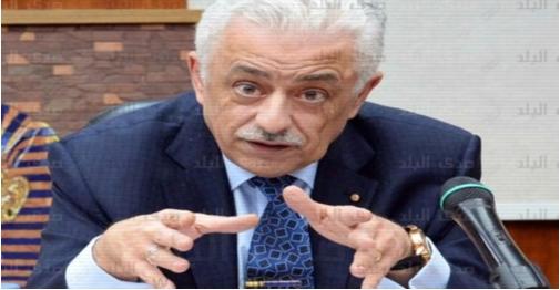 وزير التربية والتعليم يشرح استخدام التابلت لطلاب اولى ثانوي 2019 54415
