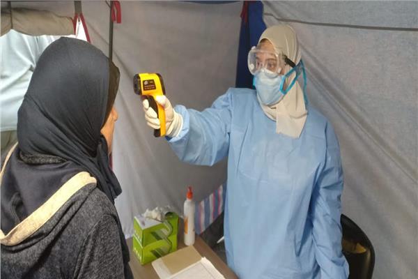 بيان تحذيري من الصحة.. 5 فئات لا يجب تطعيمهم ضد كورونا: يصابوا بأعراض خطيرة 55258