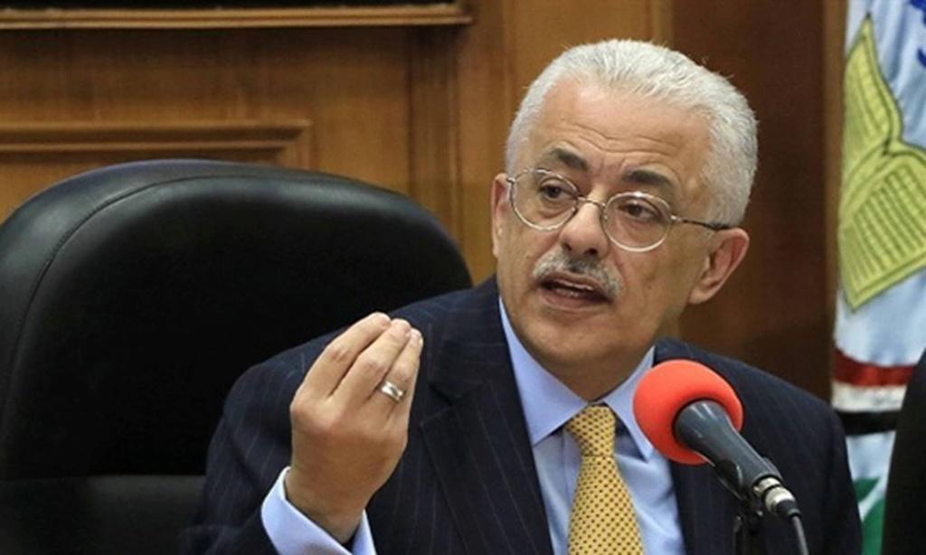 وزير التعليم: معنديش مانع أغير الخطة كلها لو مجتش في صالح الطلاب 556611