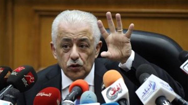 5 مطالب لأولياء أمور مصر قبل إعلان وزير التربية والتعليم تفاصيل امتحانات الفصل الدراسي الأول 55745