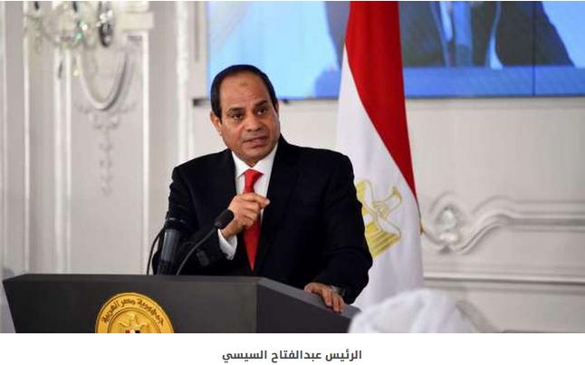 عاجل| الرئيس السيسي يعزل نائبا بمجلس الدولة  567