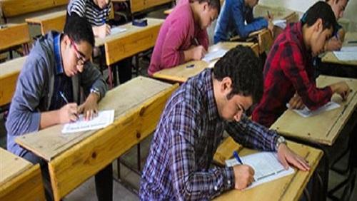شكاوى من عدم كفاية وقت امتحانات الثانوية العامة لعدد الأسئلة 59210