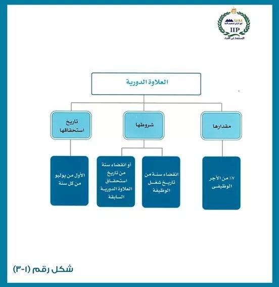 الفرق بين العلاوة الدورية والخاصة والتشجيعية وشروط كل منها 632