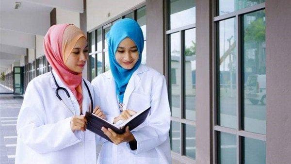 عاجل.. تطبيق التعليم الخاص بطب بنات الأزهر  63512