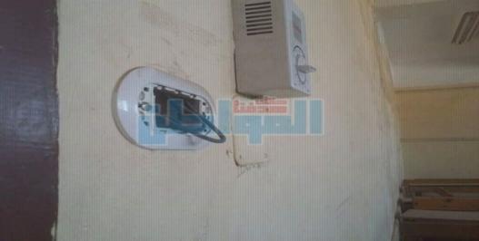 لسوء نظافة دورات المياه ووجود أسلاك كهرباء عارية.. استبعاد مدير مدرسة في الإسكندرية 6517