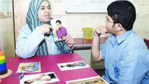 """التعليم"""" تنتج فيديو مترجم بلغة الإشارة لتعريف الطلاب ذوى الاحتياجات الخاصة بالتعديلات الدستورية 65310"""