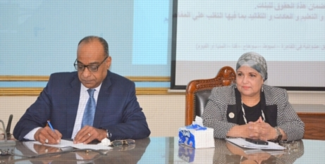 """وزارة التربية والتعليم تدعم مبادرة تمكين البنات """"دوّى"""" 66514"""