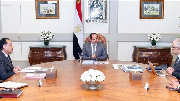 تفاصيل اجتماع الرئيس مع وزير التعليم اليوم.. وتوجيهات جديدة من السيسي 66612