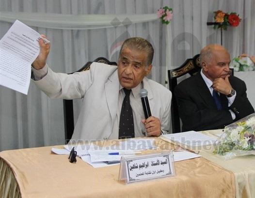 وكيل نقابة المعلمين: نشكر الرئيس السيسي على قرارة بزيادة المرتبات  69210
