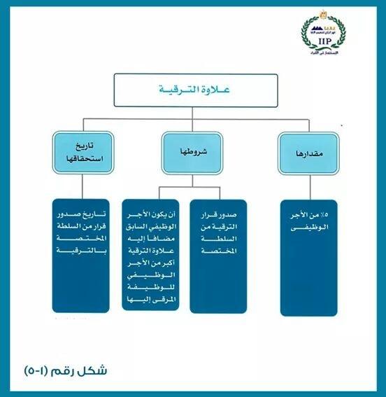 الفرق بين العلاوة الدورية والخاصة والتشجيعية وشروط كل منها 721
