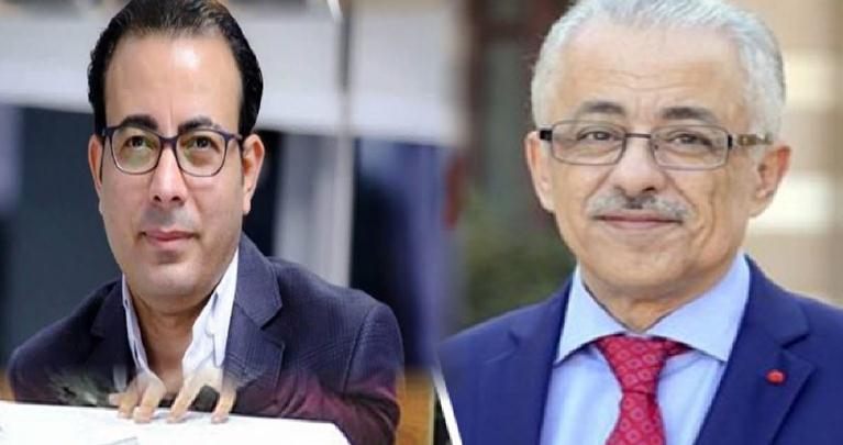 """الهوارى: اعتذار أولياء الأمور لوزير التعليم ضرورة.. التابلت أنقذ تلاميذ مصر من الـ""""كورونا""""!! 7786"""